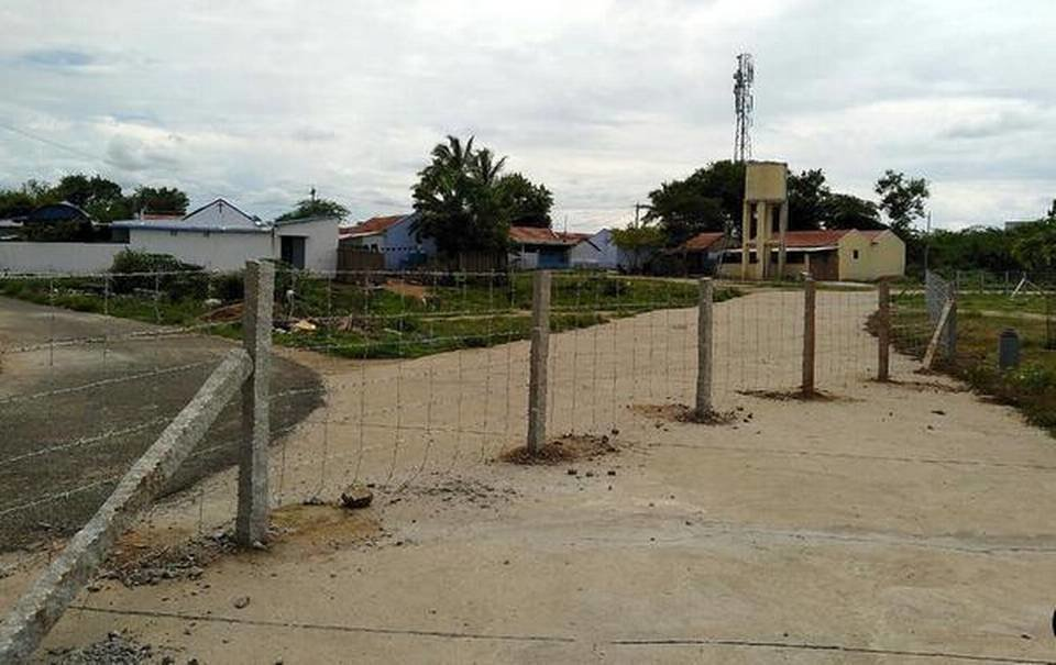 Dalit Residents Discriminated by Untouchability Fence in Tirupur District