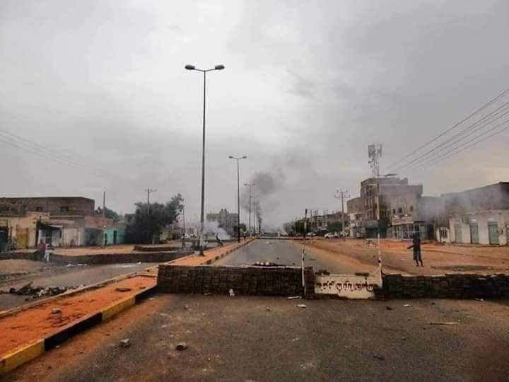 Sudan: Four more killed as a total civil disobedience and all out strike begins