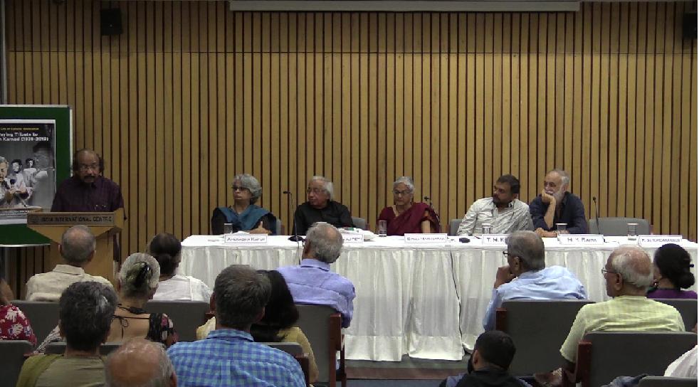 Remembering Girish Karnad in a Time of Trauma