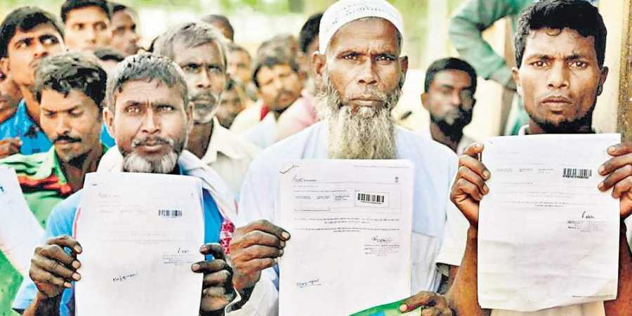 #NRC Assam: Supreme Court to decide whether re-verification of names in NRC required