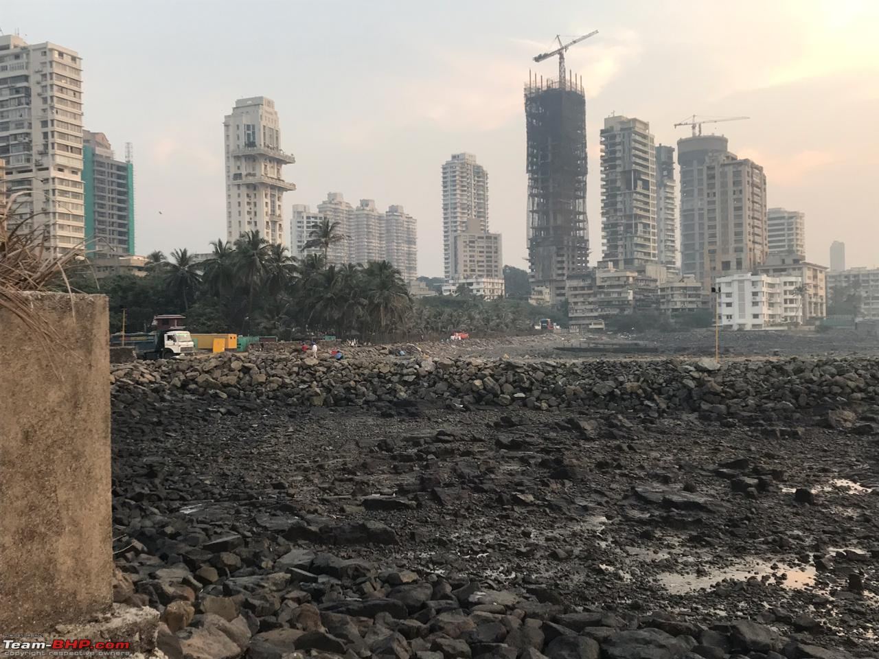 Mumbai's Rs 1400 crore coastal road project halted for want of proper environmental clearance