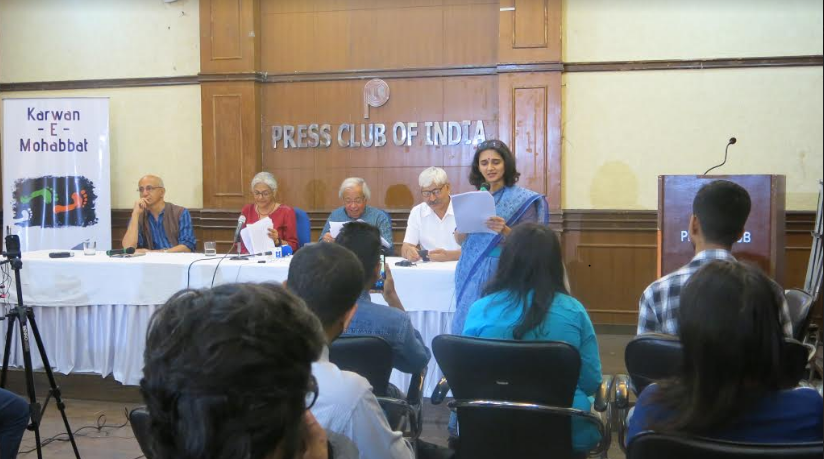Amid De-Citizenship Fears, Writers Rise to Defend Miyas and Poetry