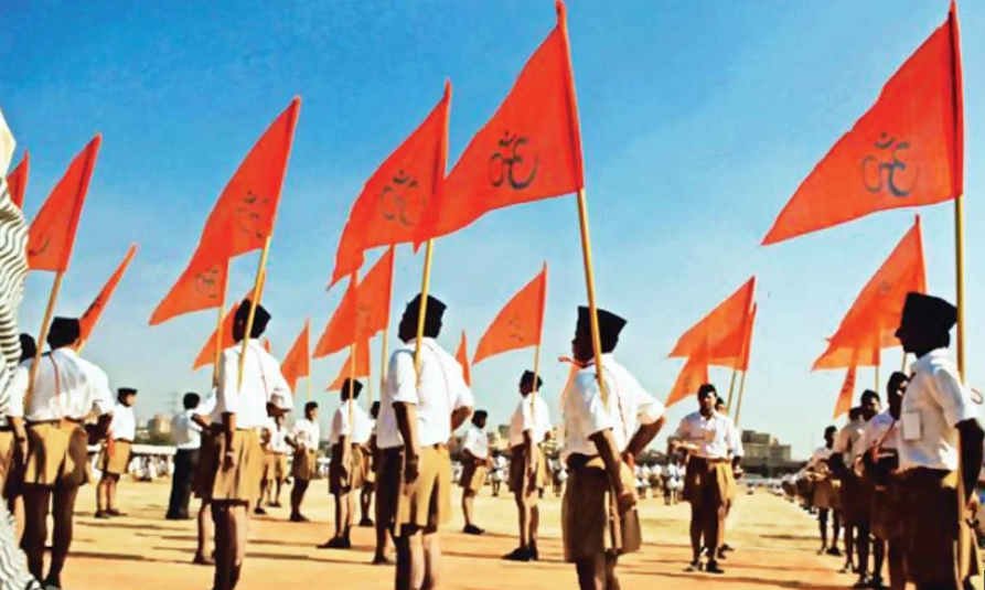 RSS in Textbooks: Contrasting Concepts of 'Nation' and 'Nation Building'