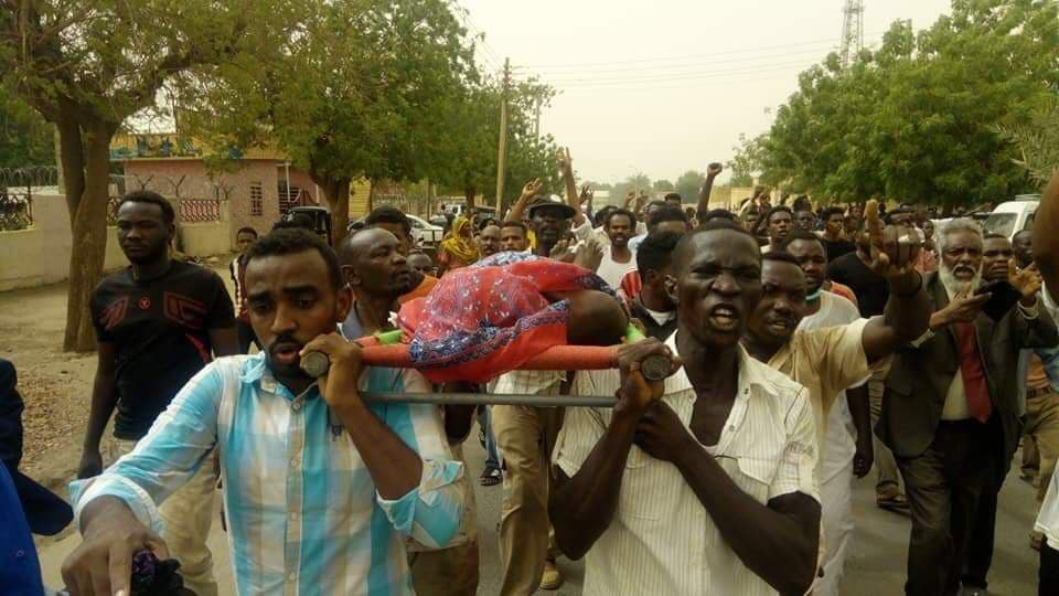 Ten killed by security forces as millions in Sudan reclaim the streets