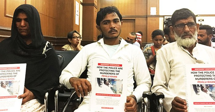 Our Muslim Identity Is Making It Difficult For Us To Get Justice, Says Pehlu's Son Arif Khan