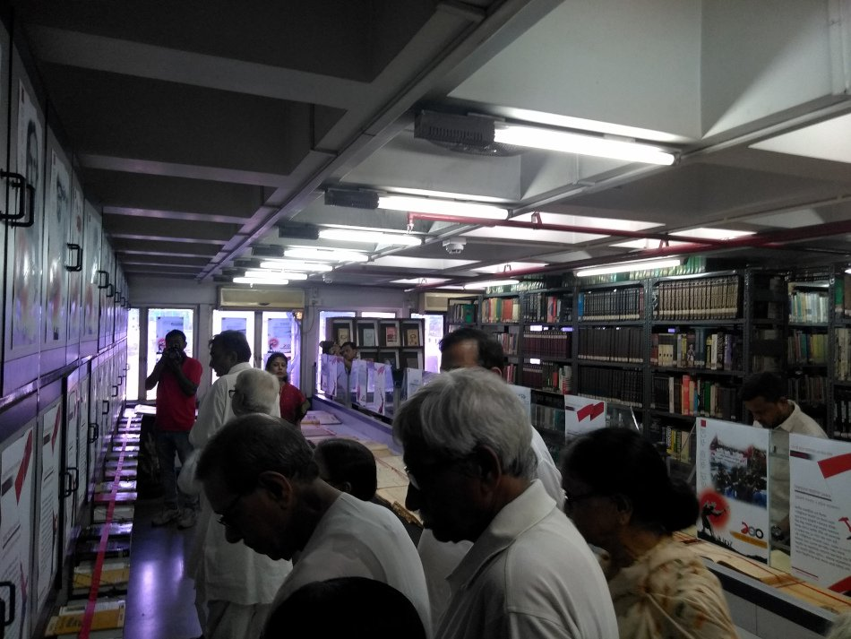 Rare Exhibition in Kolkata Chronicles 100 Years of Working Class Movement