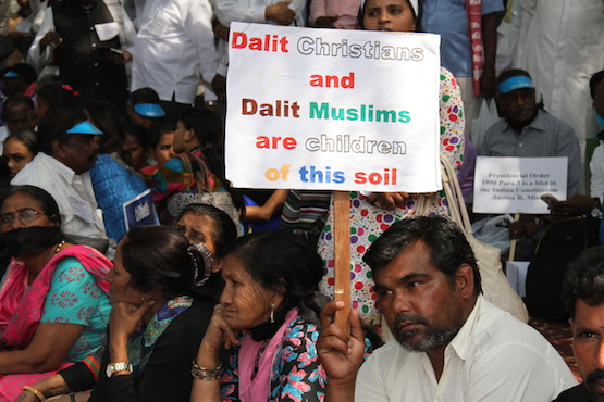 60 Years Of Constitutional Rights Denied To 20 Millions Indian Dalit Christians