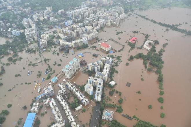 Why Flooded Cities Are Becoming Common These Days