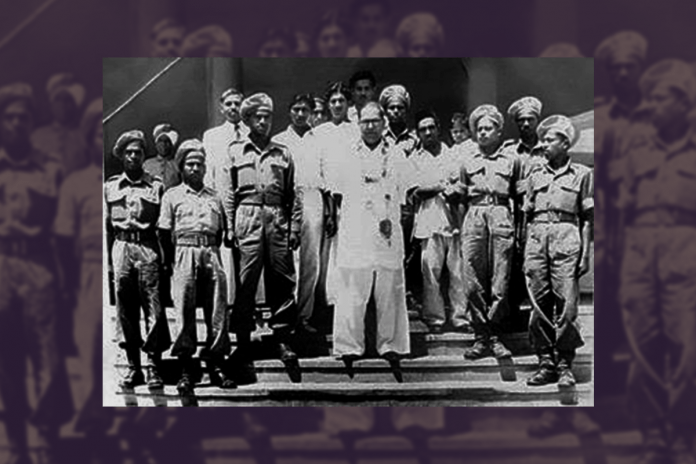 A Short History of Untouchables in Indian Army and Role of Dr. Ambedkar
