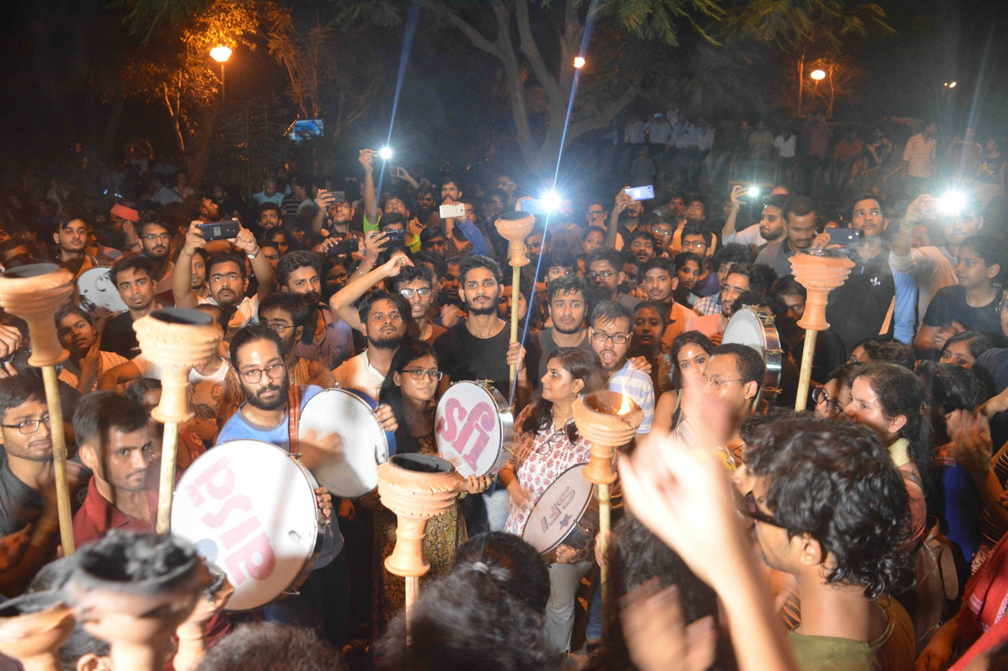 JNUSU Elections 2019: From Attack on University to Article 370, JNU Debates All