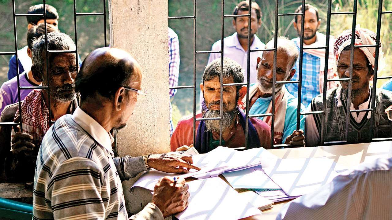 Names of several serving Jawans 'Missing' from Assam NRC