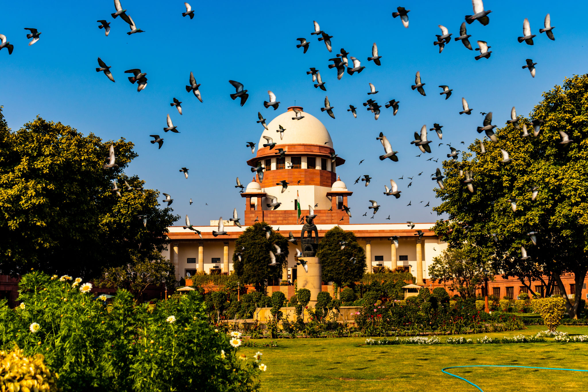 'Be a loyal husband, a great lover': Supreme Court tells Muslim man married to Hindu woman