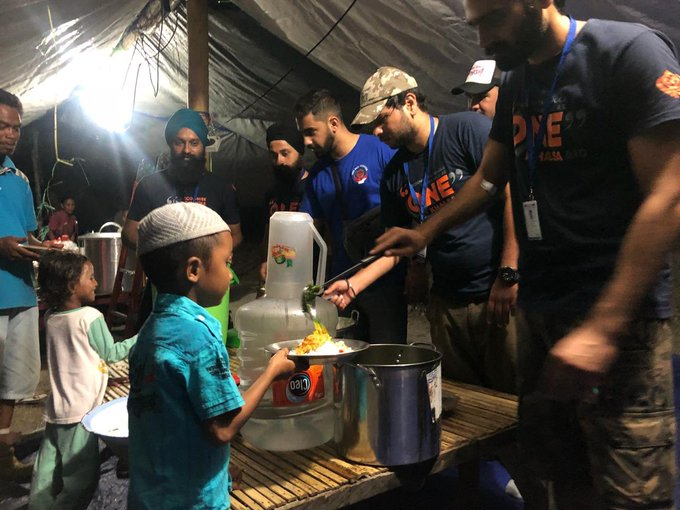 Check food wastage, set up community kitchens to achieve food security