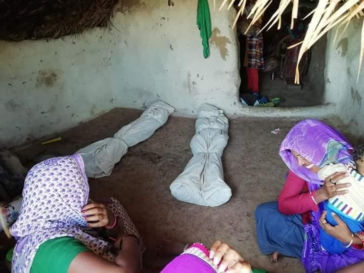 Two Dalit children lynched in Madhya Pradesh for open defecation