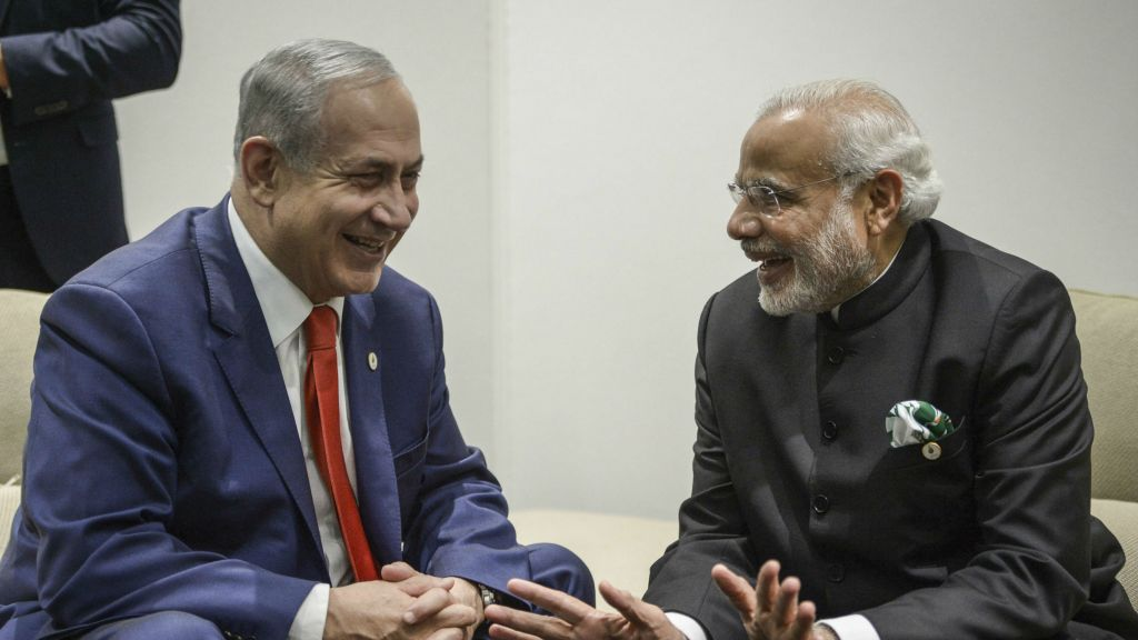 Israel Prime Minister Netanyahu cancels visit to India