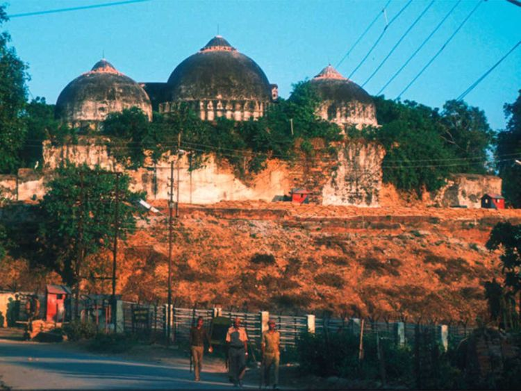 Section 144 in Ayodhya ahead of final hearing in Ram Temple case