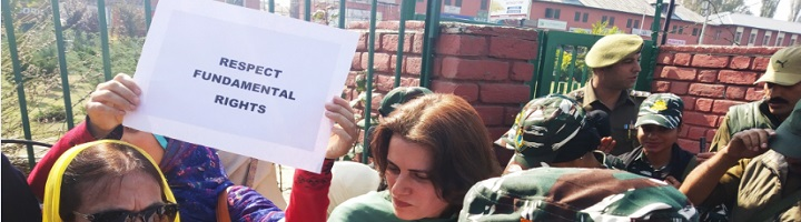 Using Women to Justify the Removal of Article 370
