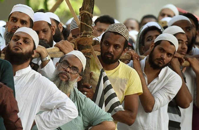 Muslims in India: Happiest in the World due to Hindus?