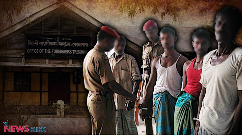 Assam FT declared people foreigners without 'reasoned opinion': HC