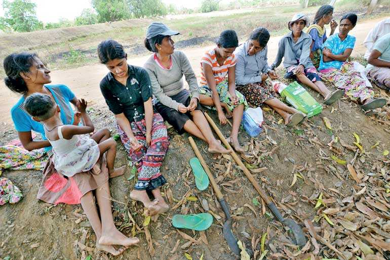 """Lanka's """"border villages"""" send out mixed signals on ethnic issue"""