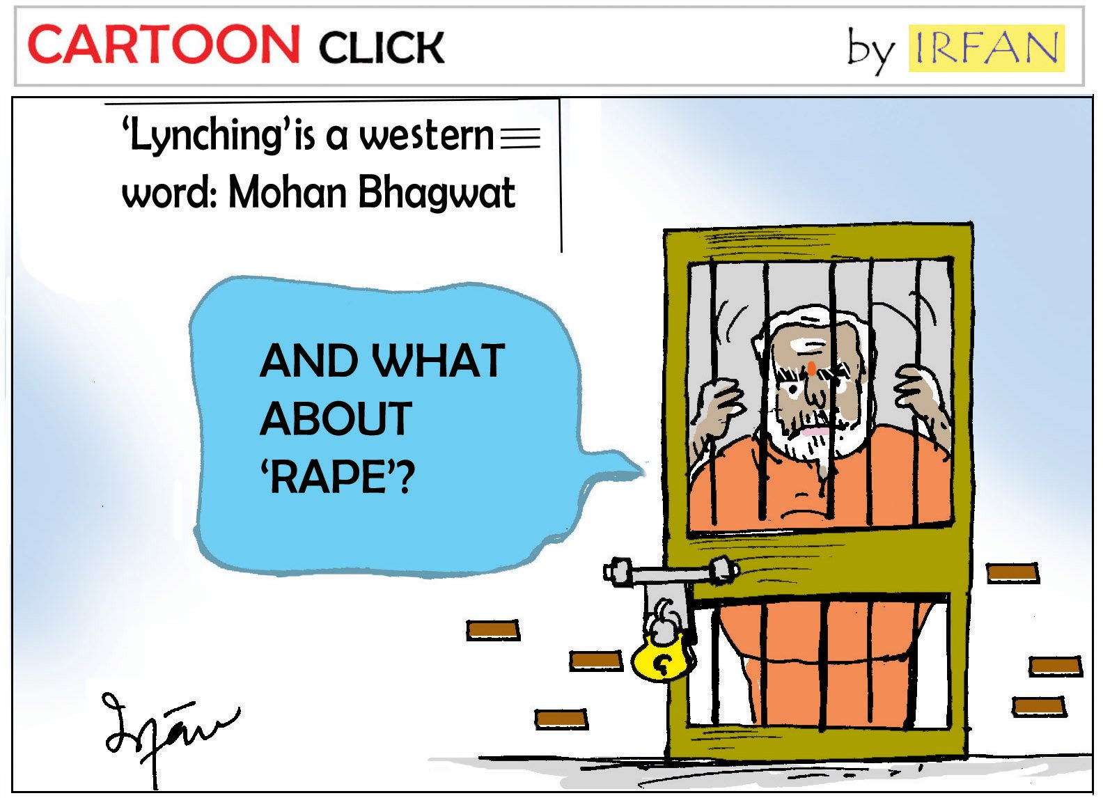 Will Lynching in Bharat Be Called Vaddh?