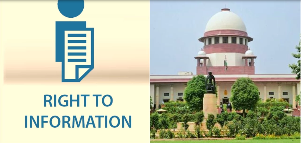 Office of Chief Justice of India Is Public Authority, Falls Under RTI, Says SC