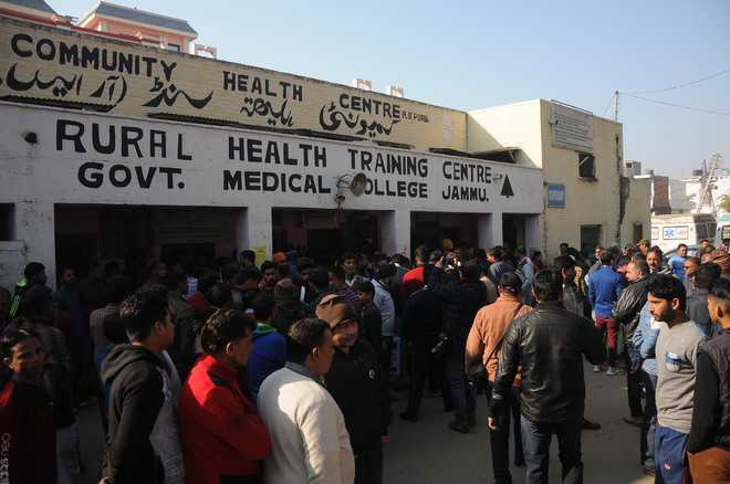 Jammu: Lack of infrastructure at the lone hospital in border region