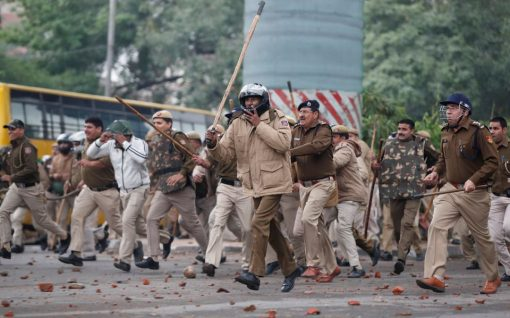 Excessive crackdown on protesters expose govt's nervousness
