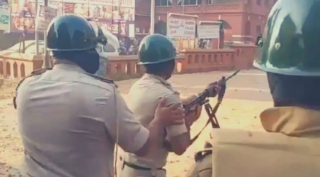 Was Mangalore police shooting to kill ? Multiple videos raise questions
