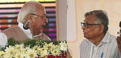 Kerala governor turned History Congress into political arena, 'insulted' Prof Irfan Habib