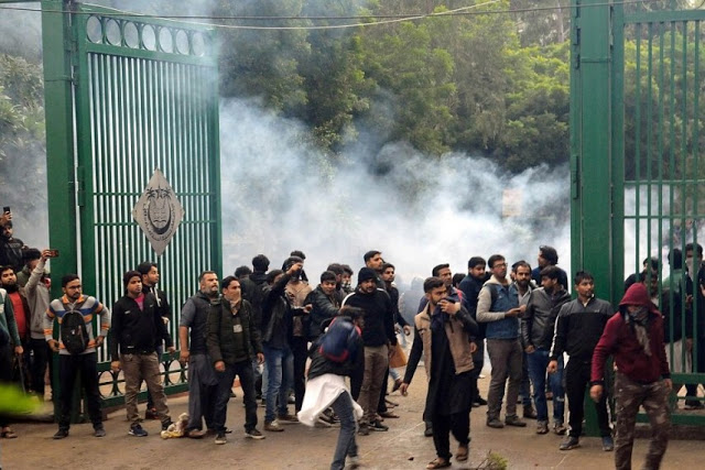 Jamia event is govt's 'anti-democratic' attack on higher education institutions: AIFRTE