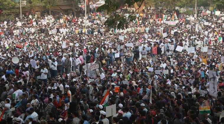 Mumbai students to march against CAA-NRC on Dec 27