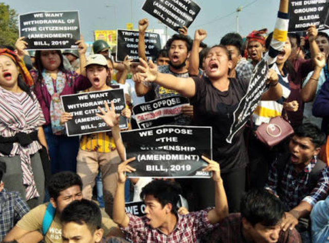 PUCL: Citizenship law to create new class of subordinated citizens with restricted rights