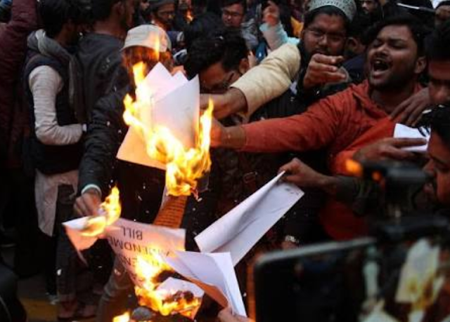 New citizenship law: Only option left for 'we the people of India' is civil disobedience
