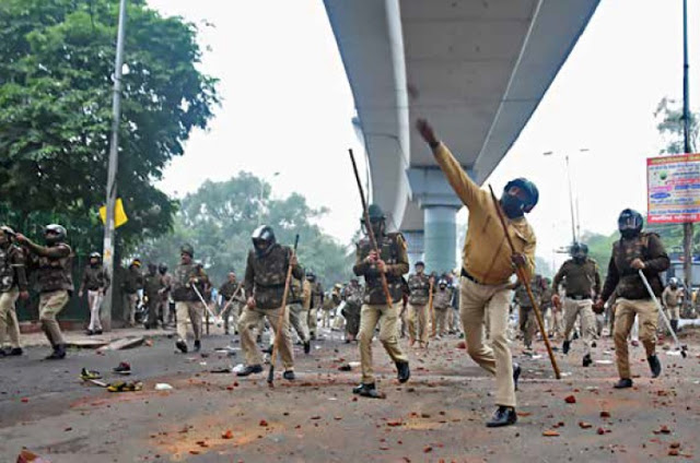Jamia: Inquiry commission sought on 'excessive, unauthorised' use of police force