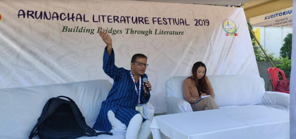 """""""Empathy gives power to literature"""": Jerry Pinto"""