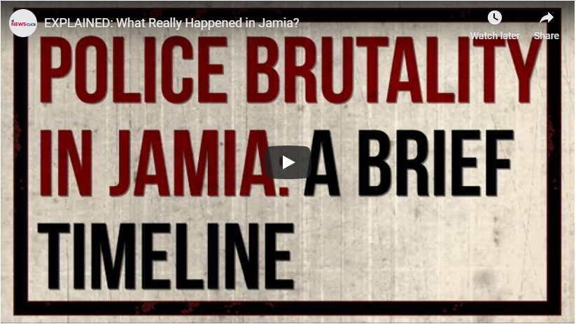 EXPLAINED: What really happened in Jamia?