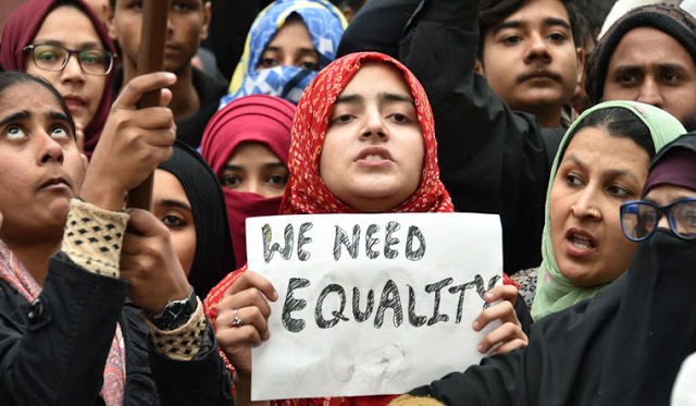Why can't India treat all persecuted people of Pakistan, Bangladesh, Afghanistan equally?