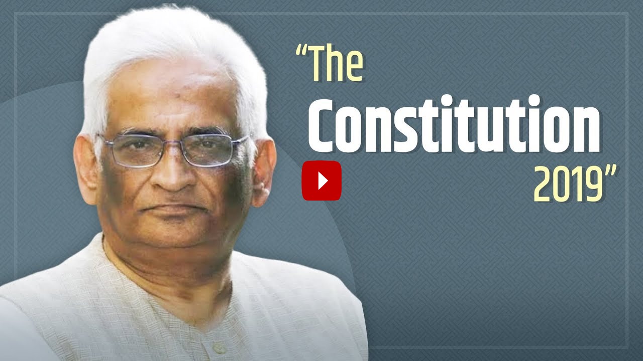 Constitution Being Administered Today Based on Hate: Rajeev Dhavan