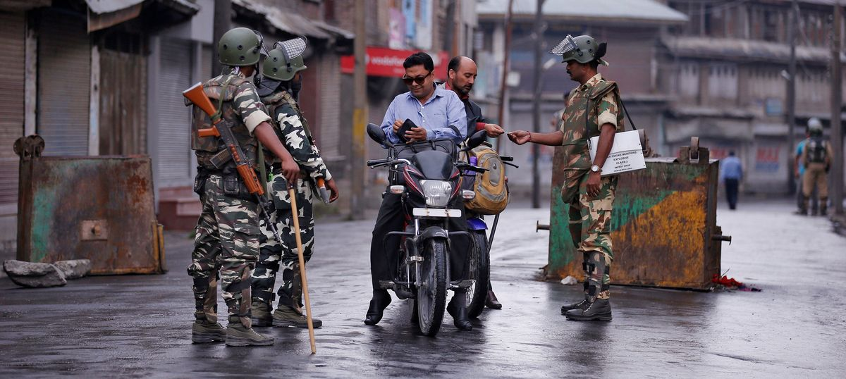 Ambiguity over safeguarding land and jobs worries J&K people