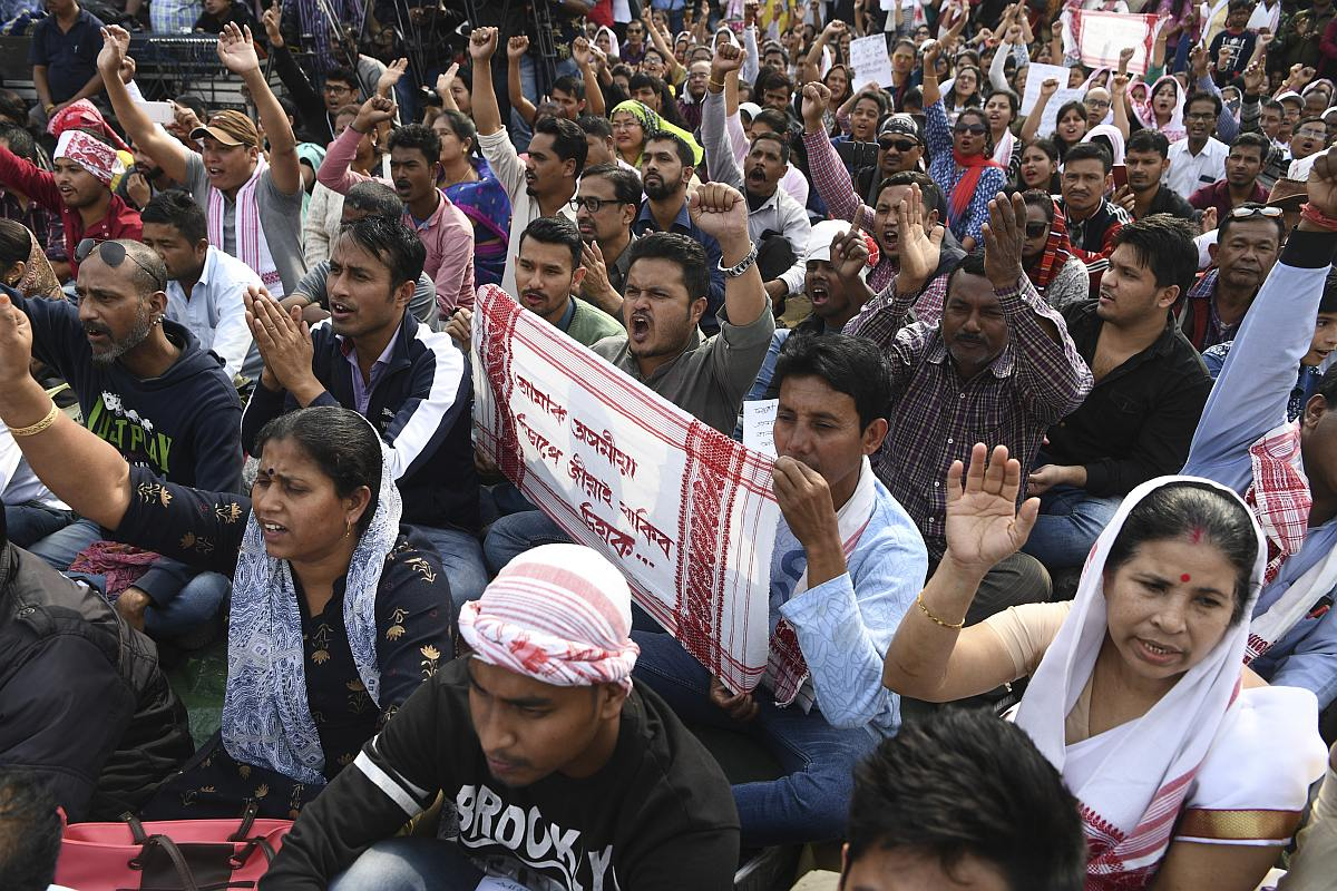 Anti-CAA Protests: How Assam Stands at Crossroads Between Regionalism and Secularism