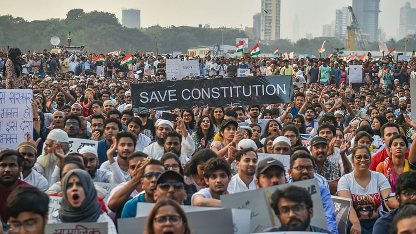 CAA-NRC Protests Prove Secularism Lives on Among People
