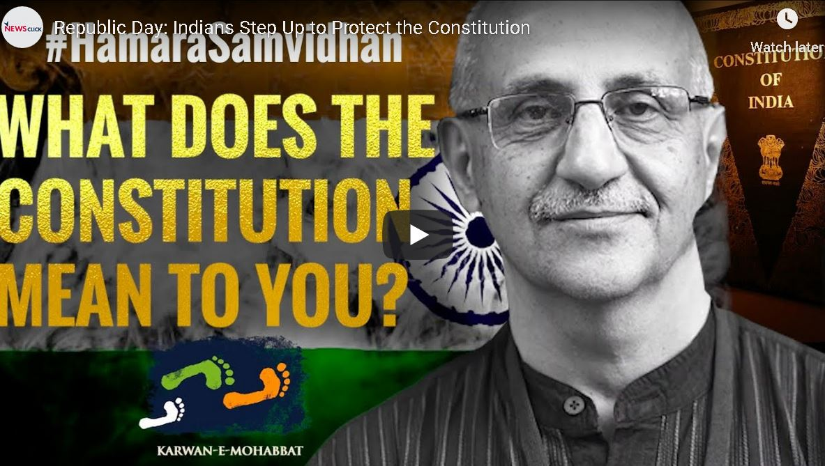 Republic Day: Indians Step Up to Protect the Constitution