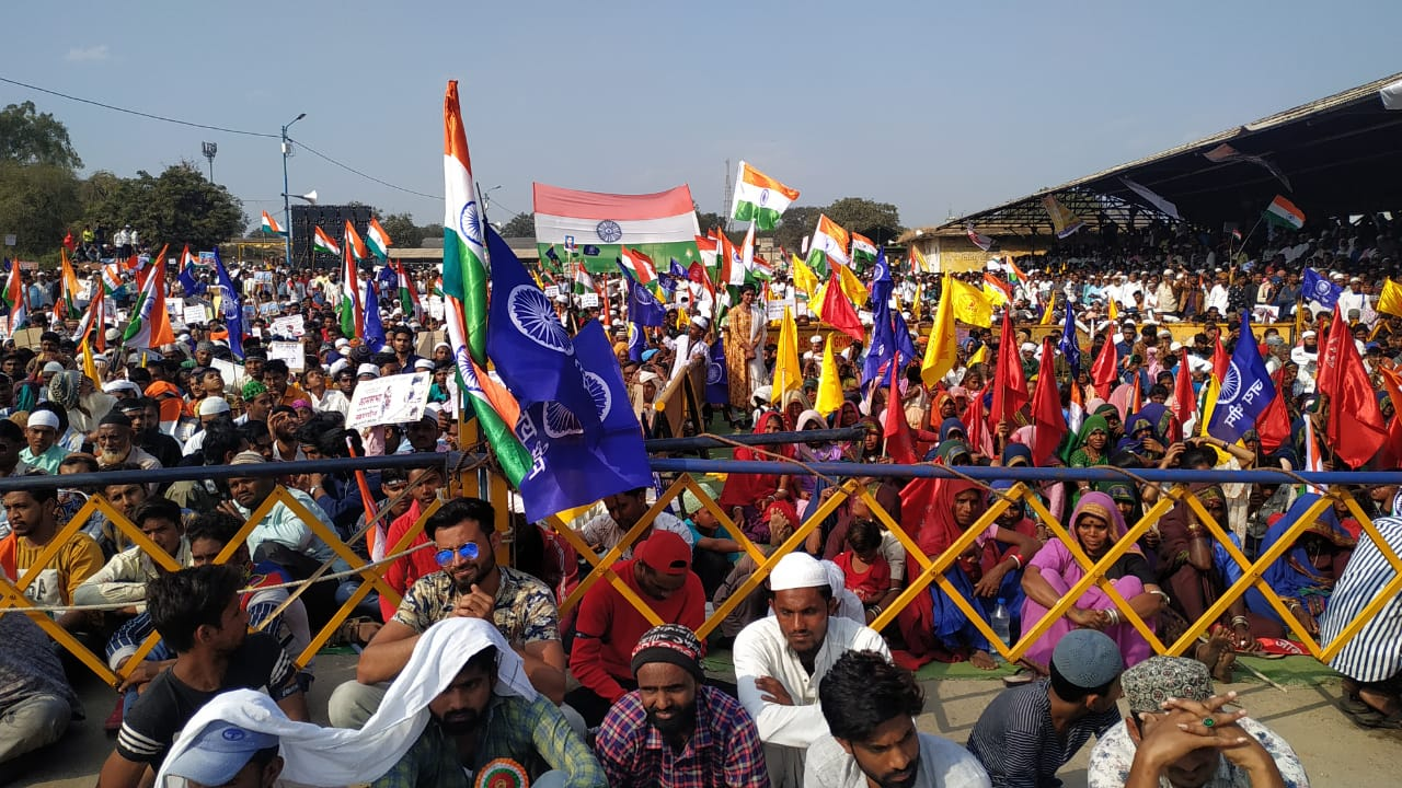 CAA Protests: Dalits, Tribals, Workers Protest in MP, Urge State Govt to Pass Resolution