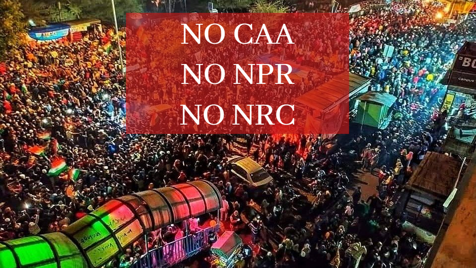 Letter to Chief Ministers: India Does Not Need the CAA-NPR-NRIC