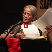26th Safdar Hashmi Memorial Lecture