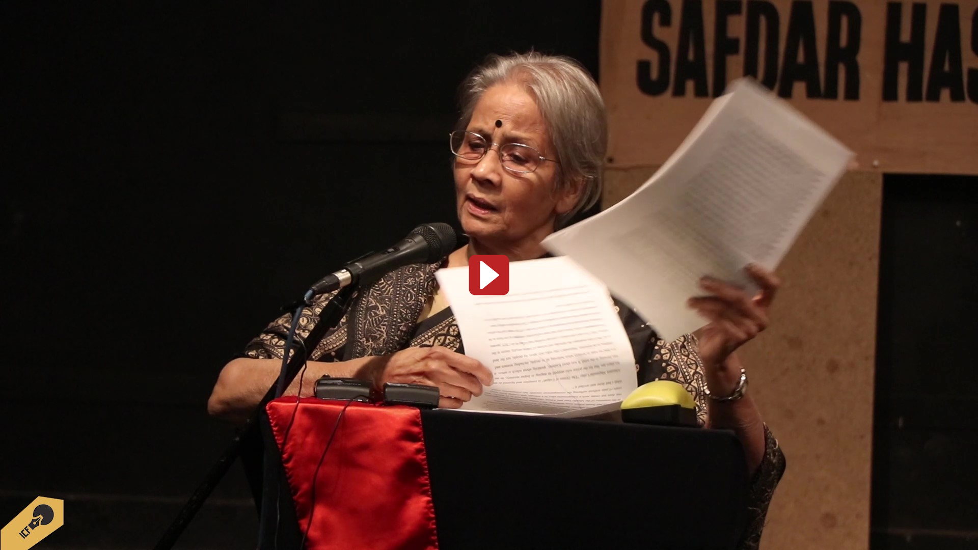 26th Safdar Hashmi Memorial Lecture