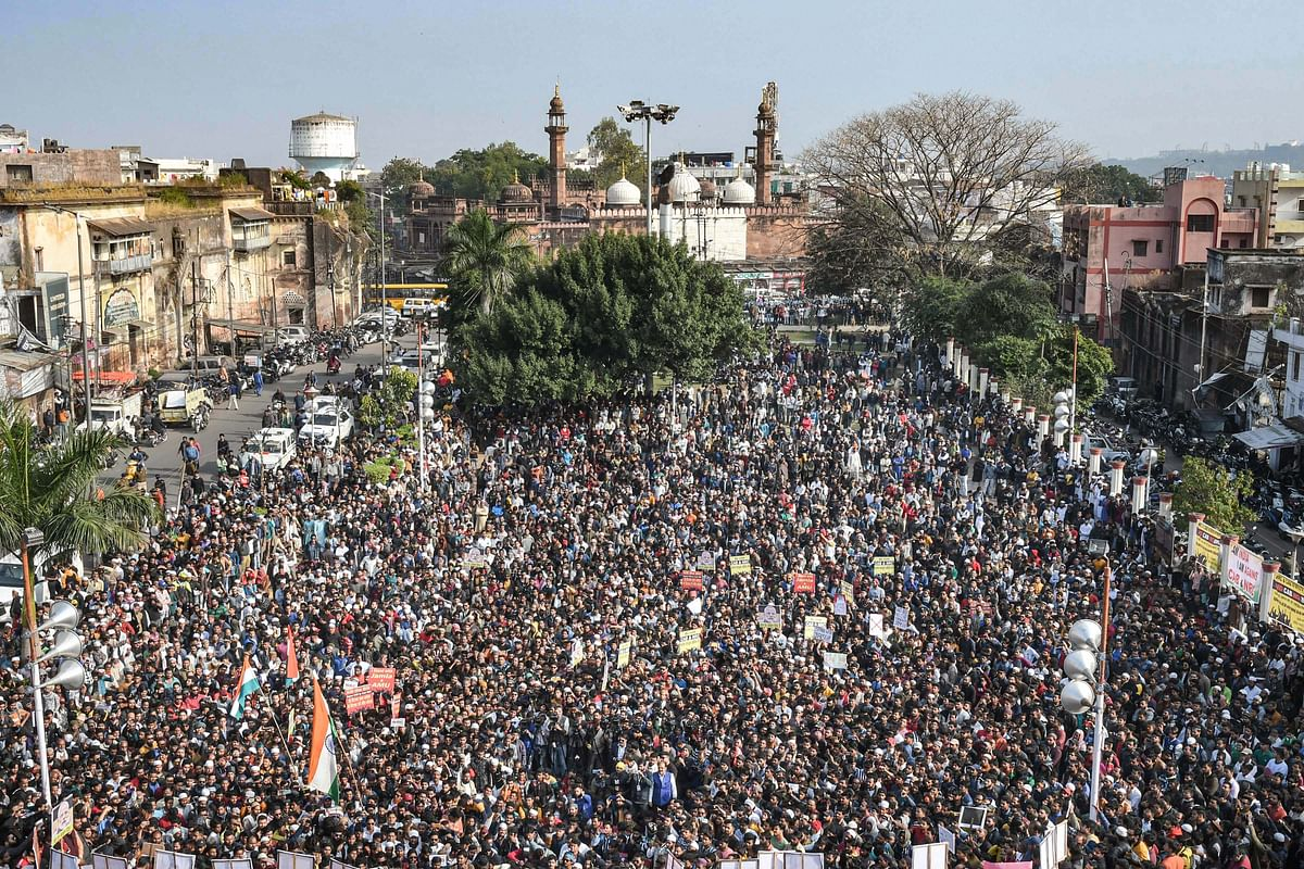 Bhopal to hold massive rally against CAA, NRC and NPR on January 30