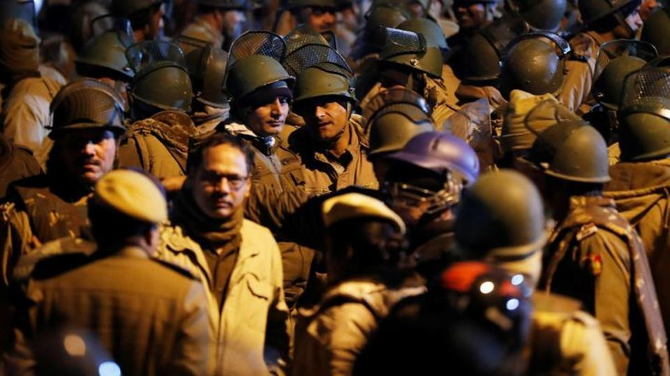 JNU attack once again betokens police state