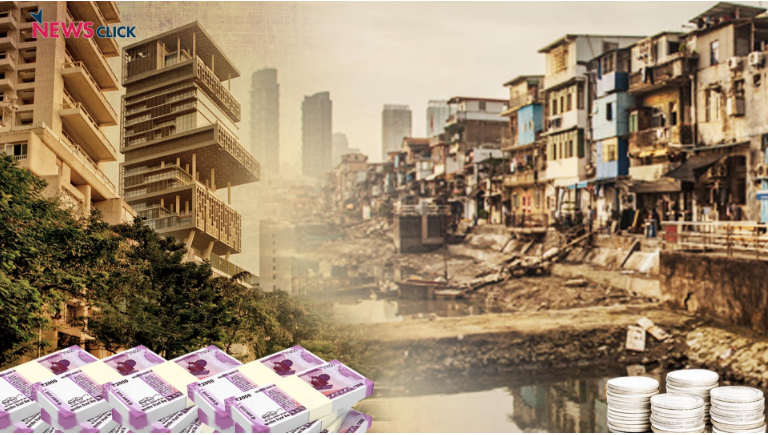 India's shameful record on wealth inequality and corporate-Hindutva axis